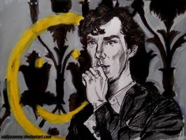 Sherlock by Sallysammy
