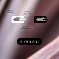 Element HD 1.2 by redblackproduction