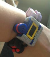 Soundwave Bracelet by LadyBanzai