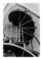 Spiral Stairs by orasa