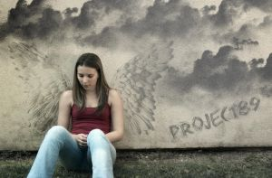 ::Back Against the Wall:: by Project89Designs