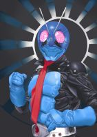 Kamen Rider the First by ShadowRangerBlue