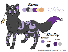 Moons Updated Ref Sheet by Moon-Journey