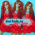 Don'tBreakMyHeartDemi. by NiickiithaEditions