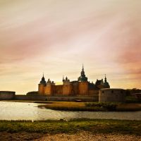 Kalmar castle by cindysart-stock by CindysArt-Stock