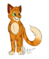 It's a sucky Firestar! by JustAutumn