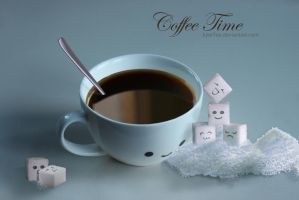 Coffee Time - Contest entry by kiwitee