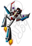 G1 Starscream by Annpar2009