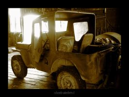 jeep by duww