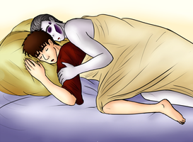 OTP Challenge 17: Spooning by frecleface