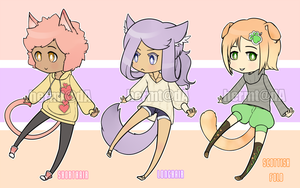 adoptables 004 [1/3 left] by hermt