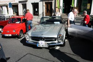 Mercedes Benz Pagode by MrLaPimpa