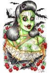 .:PSYCHO ZOMBIE:. by tainted-orchid