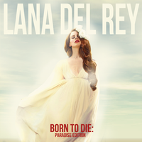Lana Del Rey - Born To Die: Paradise Edition Cover by B0N-B0NA