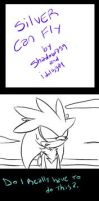 Silver can fly comic by idolnya