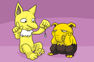 The Drowzee Family by Zerochan923600