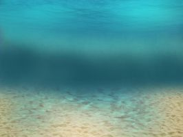 Underwater premade background 1 by manilu