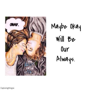 The fault in our stars. by Capturingthingss