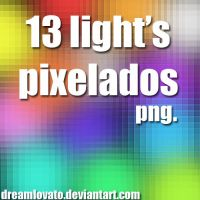 lights pixelados by DreamLovato