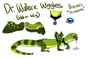 Dr. Wallace Wiggles Ref by Perocore