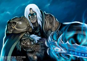 Arthas by Wuduo