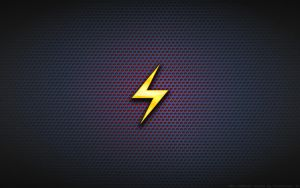 Wallpaper - Ms. Marvel Logo by Kalangozilla
