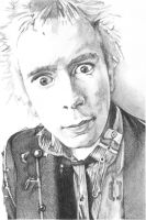 Johnny Rotten by SDLangille