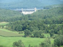 Commeford Dam 2 by OldSchoolHipster