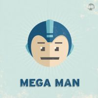 3M Mega Man by AdamLimbert