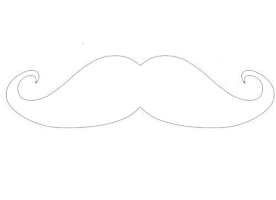 moustacho by ronniie