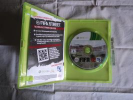 Fifa 2012 Xbox 360 game on sale 4 by Claire-Leonhart