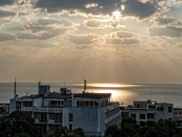 Another sunrise on the black sea by ShlomitMessica