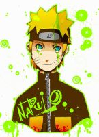 naruto way of love is green by 3kitty9