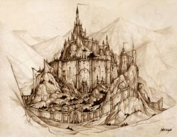 Gondolin by Feliche