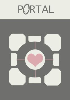 Minimalist Portal by chris3290