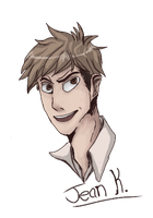 Jean Kirstein by BeastsInTheNight