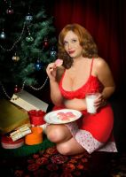 Christina's Holiday pounds 2 by cahabent
