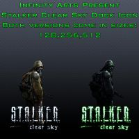 Stalker Clear Sky Dock Icon by Infinityl33t