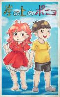 Ponyo by Nomimo