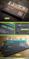 12 Dream Business Card by ahmed-tawfik