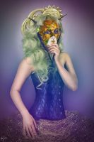 Masked Nature by fer0citykills