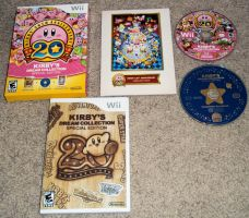 Kirby's Dream Collection by KirbyIsLove