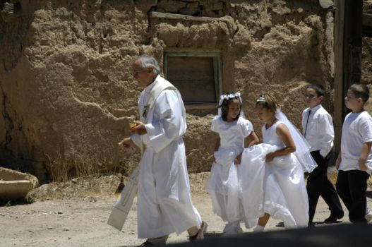 Feast Day Processional by laurapalmer