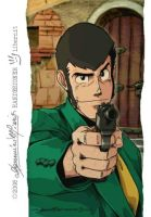LUPIN e P.38 1st TV series by handesigner