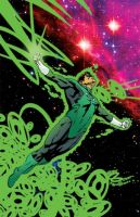 Green Lantern Corrected by stevescott