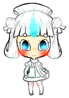 mini chibi: rin by jorsu