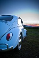 vw Bug 1200j by oragreen