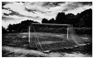 Goalpost by GDALLIS