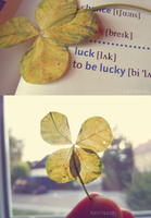 Luck. by KyraTeppelin