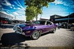 plum crazy 70 challenger by AmericanMuscle